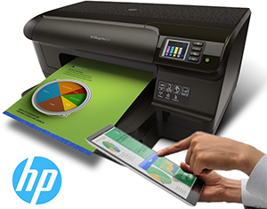Imprimante HP Officejet 8100